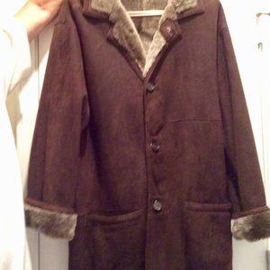 Men's Shearling Jacket